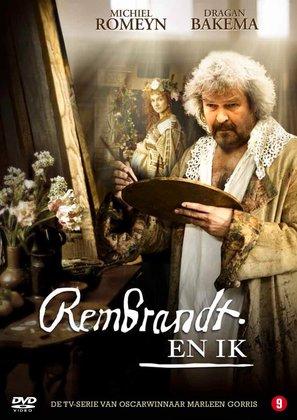 """""""Rembrandt en ik"""" - Dutch Movie Cover (thumbnail)"""