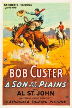 A Son of the Plains