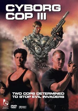 Cyborg Cop III - DVD movie cover (thumbnail)