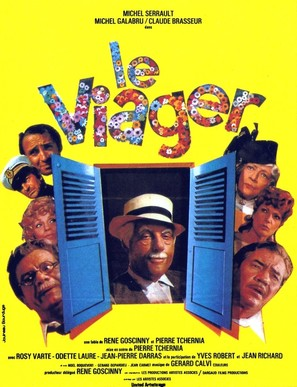 Le viager - French Movie Poster (thumbnail)