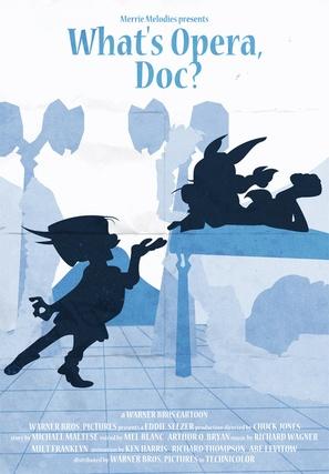 What's Opera, Doc? - Movie Poster (thumbnail)