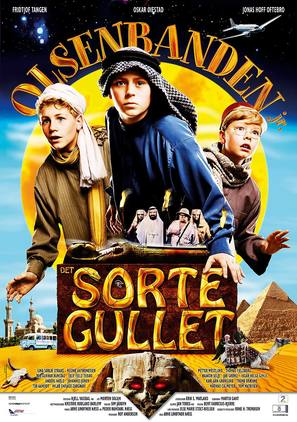 Olsenbanden jr. og det sorte gullet - Norwegian Movie Poster (thumbnail)