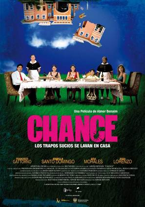 Chance - Colombian Movie Poster (thumbnail)