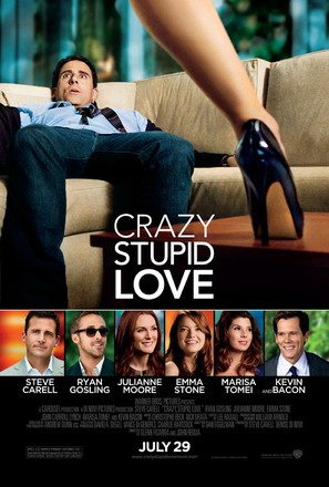 Crazy, Stupid, Love. - Movie Poster (thumbnail)