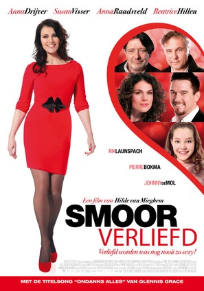 Smoorverliefd - Dutch Movie Poster (thumbnail)