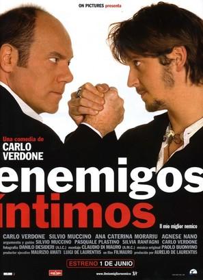 Il mio miglior nemico - Spanish Movie Poster (thumbnail)