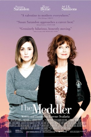 The Meddler - Movie Poster (thumbnail)