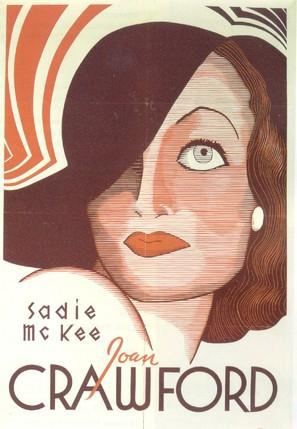 Sadie McKee - Movie Poster (thumbnail)