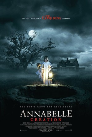Annabelle 2 - Movie Poster (thumbnail)