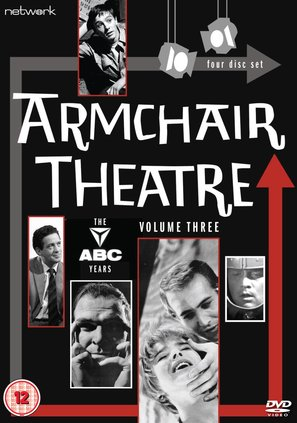 """Armchair Theatre"" - British DVD movie cover (thumbnail)"