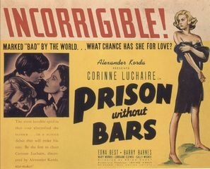 Prison Without Bars - Movie Poster (thumbnail)