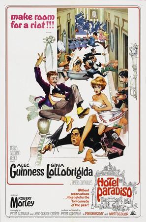 Hotel Paradiso - Movie Poster (thumbnail)