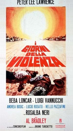 I giorni della violenza