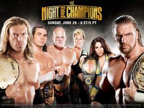 WWE Night of Champions - Movie Poster (thumbnail)