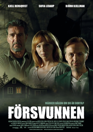 Försvunnen - Swedish Movie Poster (thumbnail)