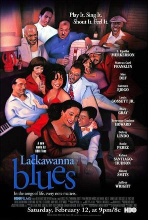 Lackawanna Blues - Movie Poster (thumbnail)