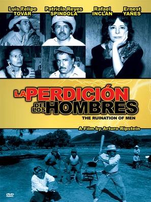 Perdición de los hombres, La - DVD cover (thumbnail)