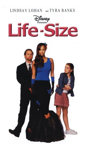 Life-Size - VHS movie cover (thumbnail)