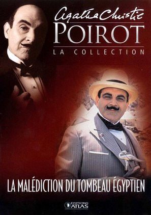 """Poirot"" The Adventure of the Egyptian Tomb - French poster (thumbnail)"