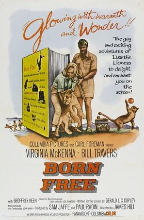 Born Free - Movie Poster (thumbnail)