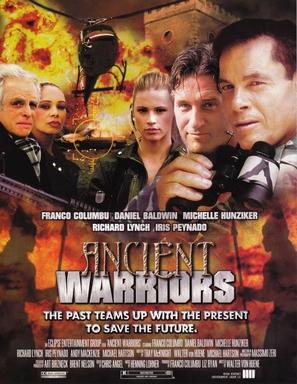Ancient Warriors - Movie Poster (thumbnail)