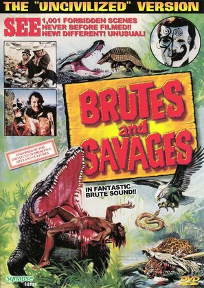 Brutes and Savages - Movie Cover (thumbnail)