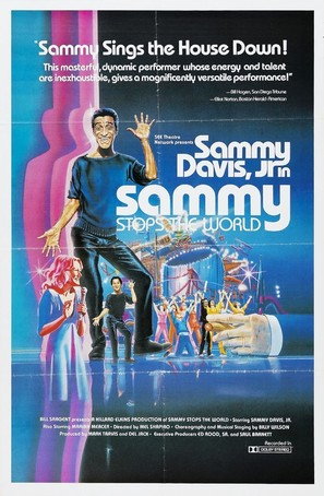 Sammy Stops the World - Movie Poster (thumbnail)