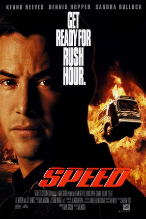 Speed - Movie Poster (thumbnail)