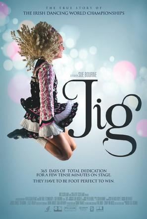 Jig - British Movie Poster (thumbnail)