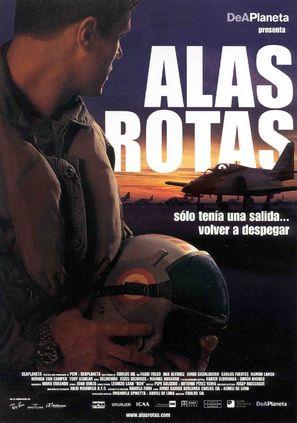 Alas rotas - Spanish poster (thumbnail)
