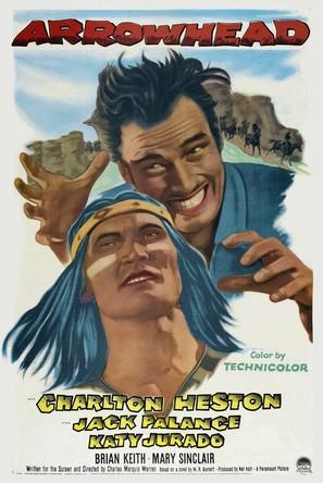 Arrowhead - Movie Poster (thumbnail)