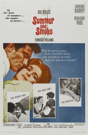 Summer and Smoke - Movie Poster (thumbnail)