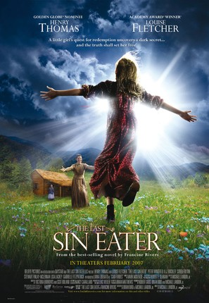 The Last Sin Eater - Movie Poster (thumbnail)