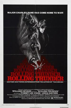 Rolling Thunder - Movie Poster (thumbnail)