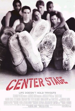 Center Stage - Movie Poster (thumbnail)