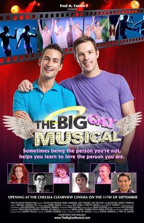 The Big Gay Musical - Movie Poster (thumbnail)