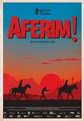 Aferim! - Romanian Movie Poster (thumbnail)