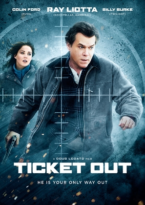 Ticket Out - Swedish Movie Poster (thumbnail)