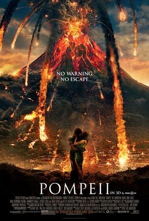 Pompeii - Movie Poster (thumbnail)