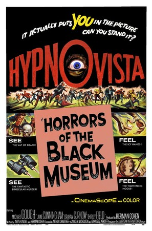 Horrors of the Black Museum - Movie Poster (thumbnail)