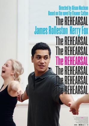 The Rehearsal - New Zealand Movie Poster (thumbnail)