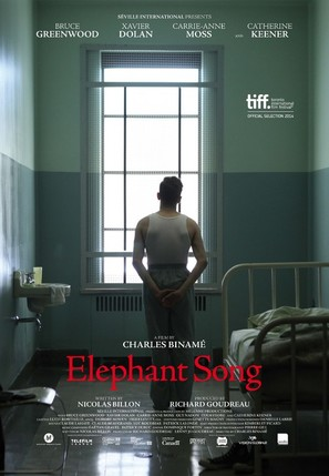 Elephant Song - Canadian Movie Poster (thumbnail)