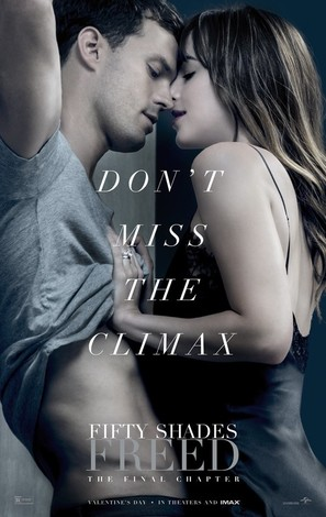 Fifty Shades Freed - Movie Poster (thumbnail)