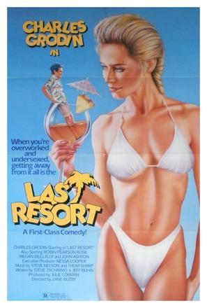 Last Resort - Movie Poster (thumbnail)