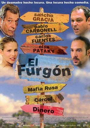 Furgón, El