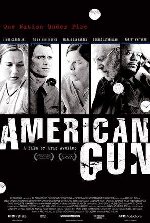 American Gun - Movie Poster (thumbnail)