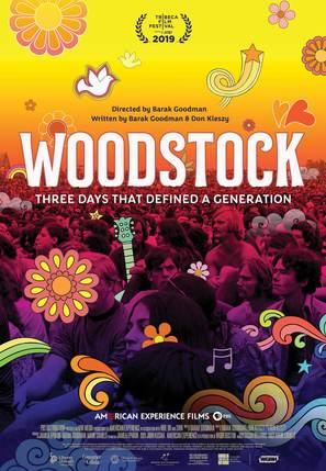 Woodstock - Movie Poster (thumbnail)