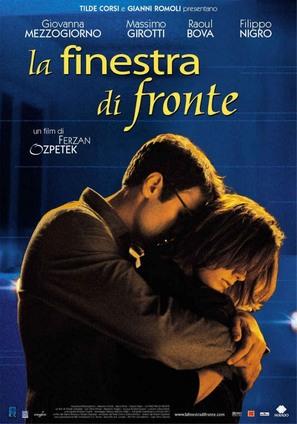La finestra di fronte - Italian Movie Poster (thumbnail)
