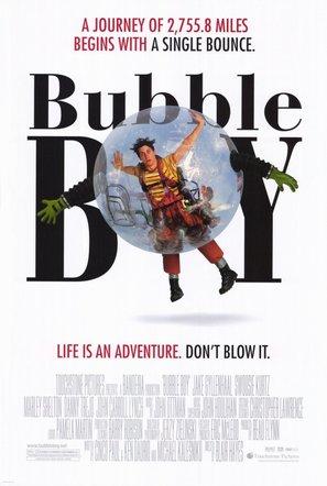 Bubble Boy - Movie Poster (thumbnail)