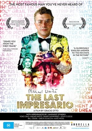 The Last Impresario - Australian Movie Poster (thumbnail)